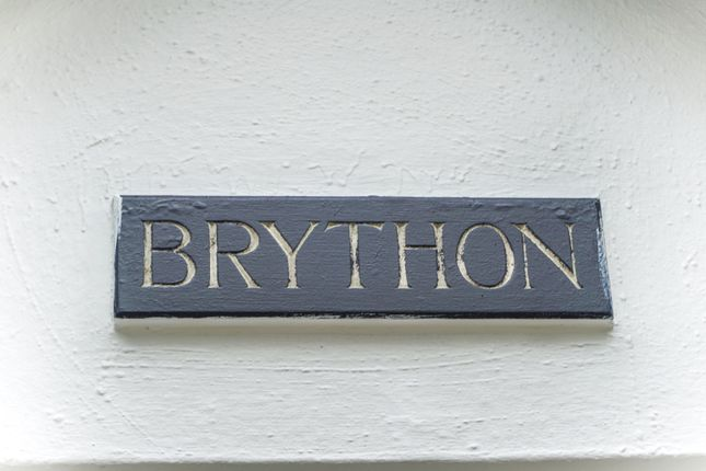 Feature of Narberth Road, Tenby SA70