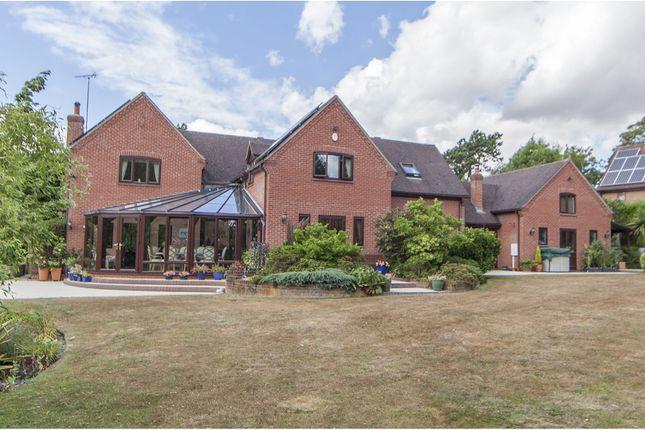 Thumbnail Detached house for sale in Cliftonthorpe Meadows, Ashby-De-La-Zouch