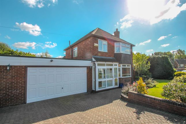 Thumbnail Detached house to rent in Prince Street, Walsall Wood, Walsall