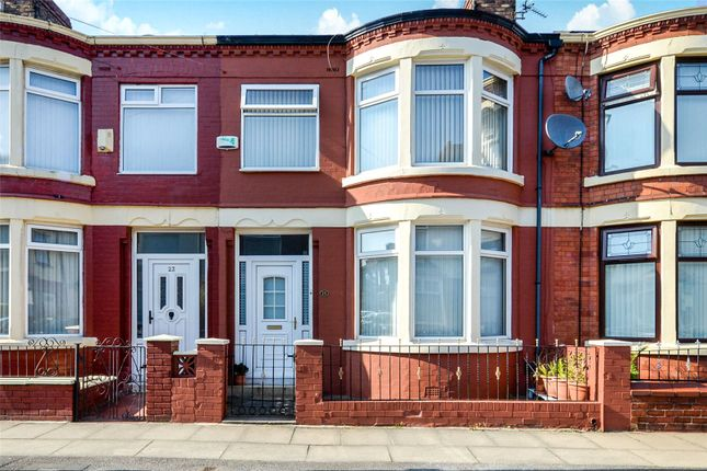 Thumbnail Terraced house for sale in Scotia Road, Liverpool, Merseyside