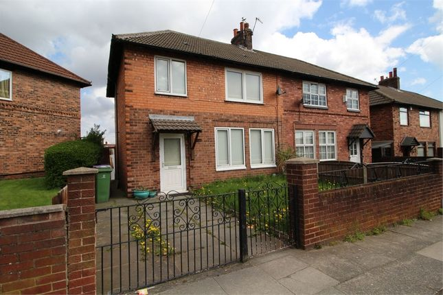 Thumbnail Semi-detached house for sale in Waldgrave Road, Wavertree, Liverpool, Merseyside