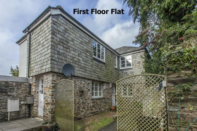 Thumbnail Flat for sale in Fore Street, Grampound, Truro