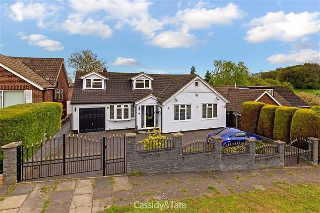 Thumbnail Detached house for sale in Robert Avenue, St Albans, Hertfordshire