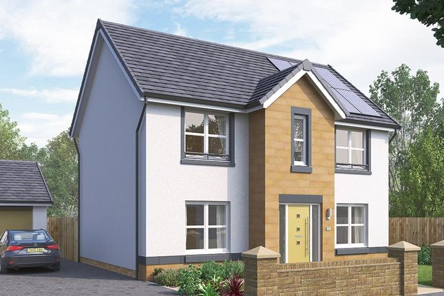 """Thumbnail Detached house for sale in """"The Danbury"""" at Crosshill Road, Bishopton"""