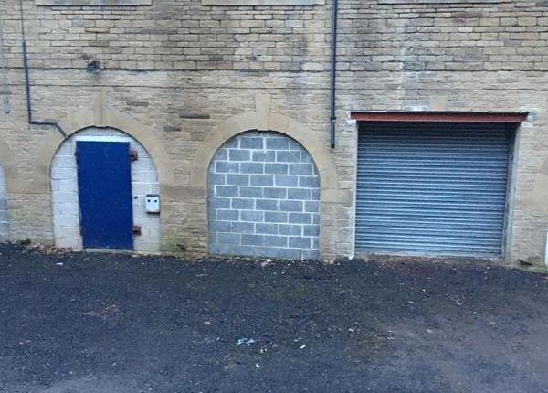 Light industrial to let in Lower Ladyship Mills, Ladyship Mills, Old Lane, Halifax