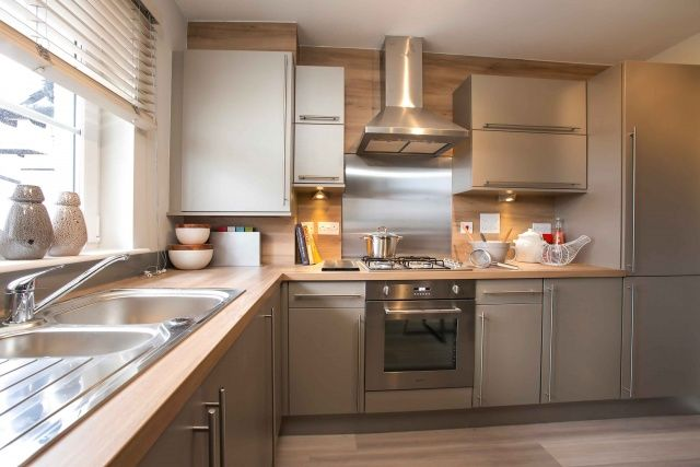 Thumbnail Flat for sale in Maurice Wynd, Dunblane, Stirling