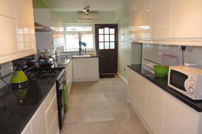 Kitchen of Bramcote Drive, Little Billing, Northampton NN3