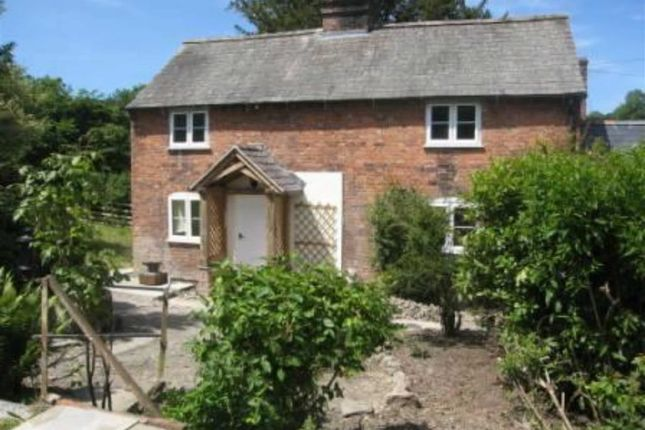 Thumbnail Cottage to rent in Wallop, Westbury, Shrewsbury