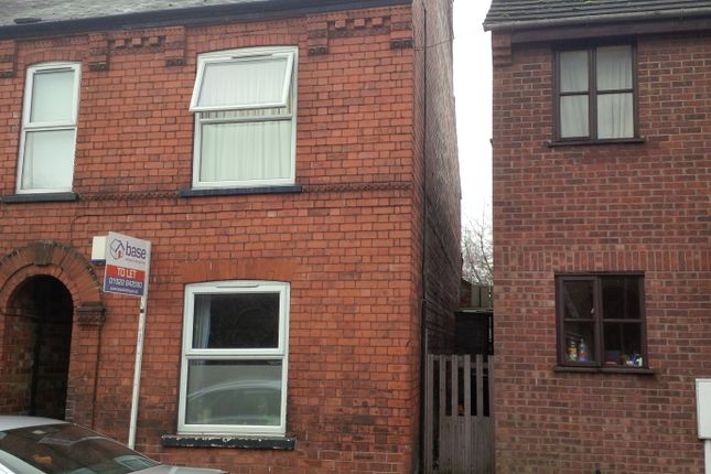 3 bed terraced house to rent in Rosemary Lane, Lincoln