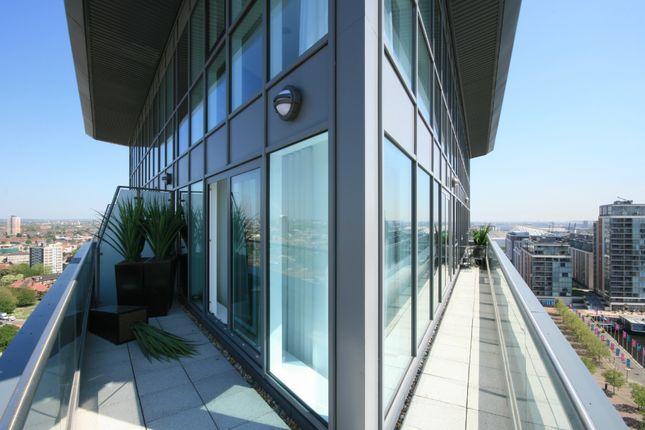 Thumbnail Duplex to rent in 20 Western Gateway, London