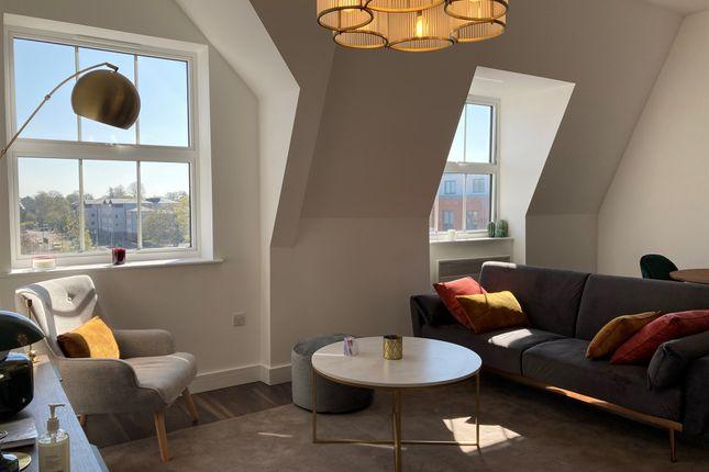 1 bed flat for sale in Little Victoria Street, Basingstoke RG21