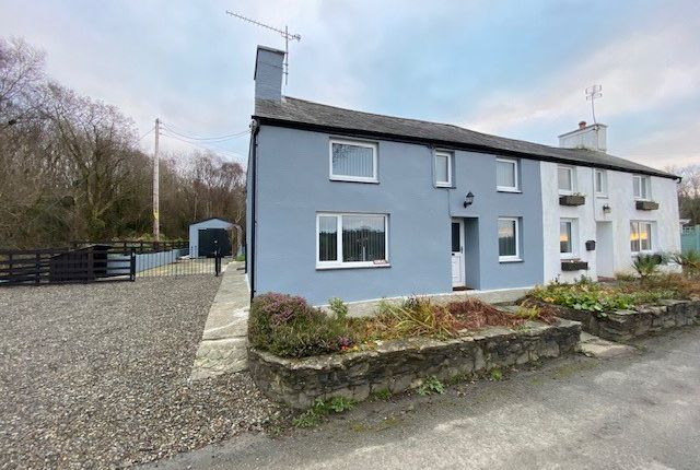 Thumbnail Semi-detached house for sale in Oakford, Llanarth