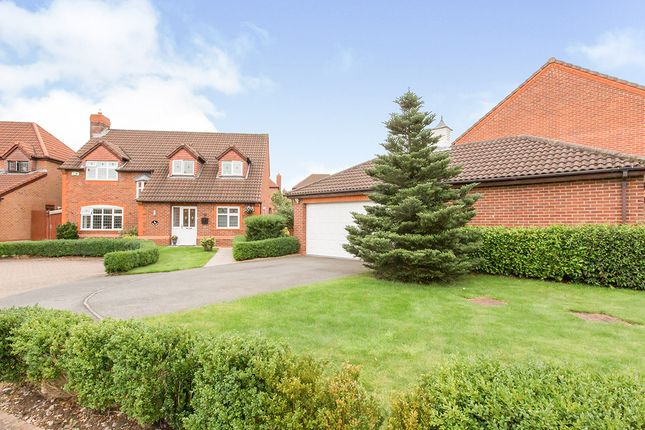 Thumbnail Detached house for sale in Tarvin Close, Northwich, Cheshire