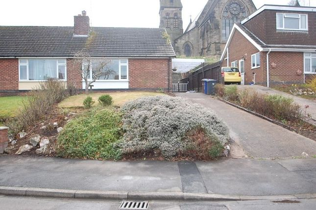 2 bed bungalow to rent in Church Close, Winshill, Burton Upon Trent, Staffordshire