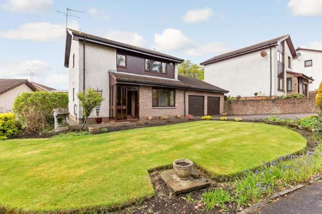 Thumbnail Detached house for sale in Mcintosh Way, Motherwell, North Lanarkshire