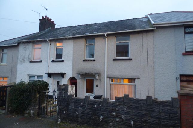 Thumbnail Terraced house to rent in Addison Road, Neath