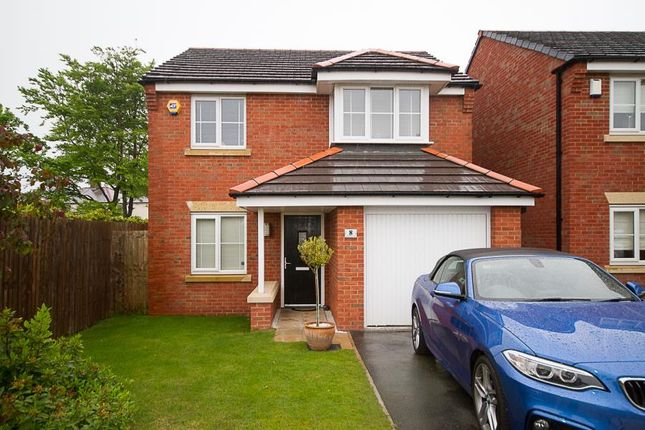 Thumbnail Detached house for sale in Marchmont Drive, Crosby