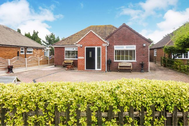 Detached bungalow for sale in Fiskerton Road, Reepham, Lincoln