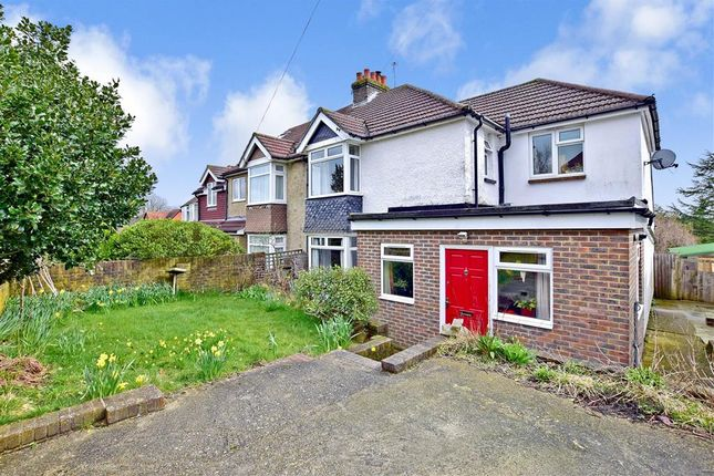 4 bed semi-detached house for sale in Cross Way, Lewes, East Sussex