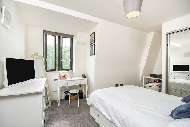 Bedroom of William Shipley House, Knightrider Court, Maidstone, Kent ME15