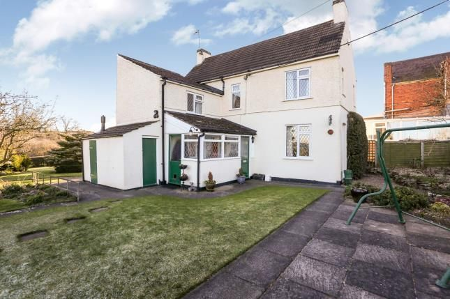 Thumbnail Detached house for sale in Clay Lane, Coleorton, Coalville