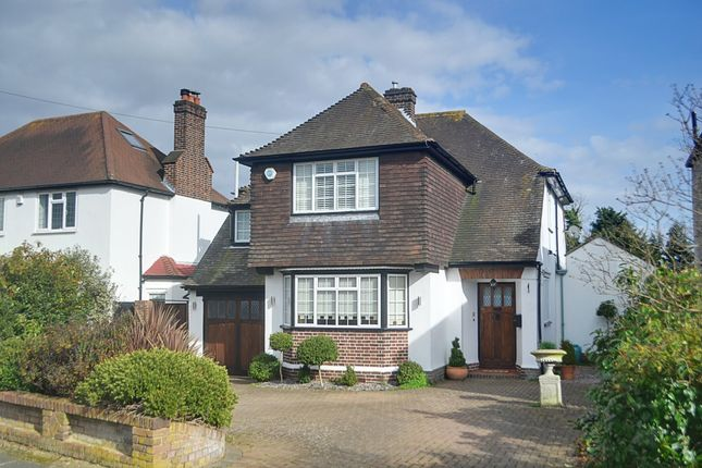 Thumbnail Detached house for sale in Sutherland Avenue, Petts Wood, Petts Wood, Kent