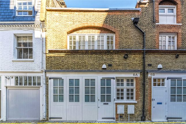 Thumbnail Property to rent in Colbeck Mews, London