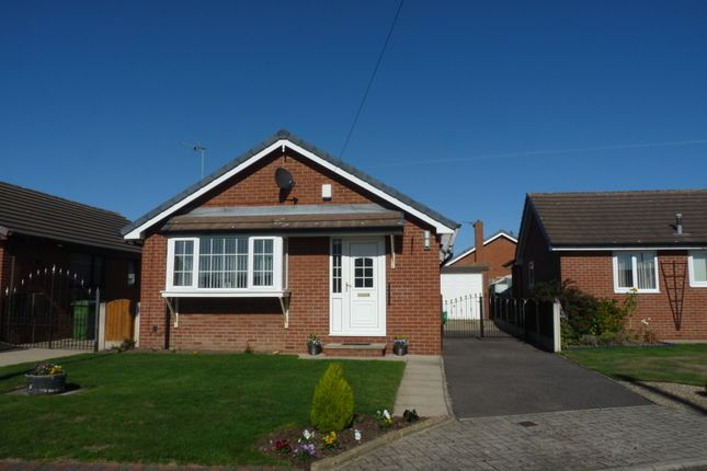 Thumbnail Bungalow to rent in Nunns Close, Pontefract