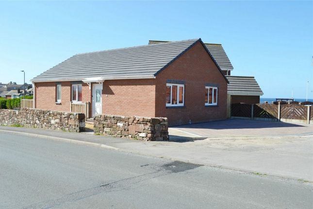 Thumbnail Detached bungalow for sale in The Bridles, Seascale, Cumbria