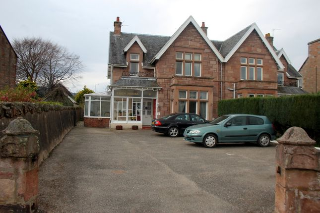Thumbnail Hotel/guest house for sale in Eden House Guest House, 8 Ballifeary Road, Inverness