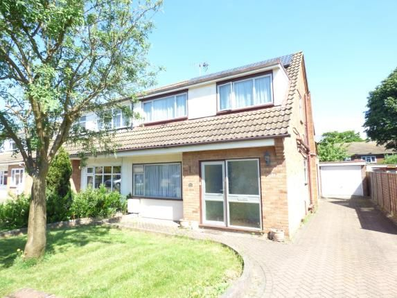 Thumbnail Property for sale in Benfleet, Essex, Uk