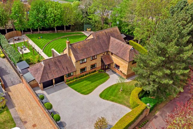 5 bed detached house for sale in Broadway Avenue, Giffard Park MK14