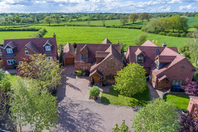 Thumbnail Detached house for sale in Evergreen Close, Allesley, - Stunning Location