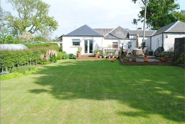 Thumbnail Detached bungalow for sale in Greenlaw, Greenlaw, Duns, Scottish Borders