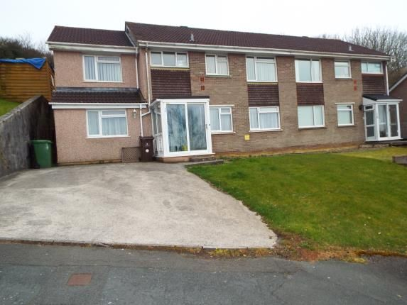 Thumbnail Semi-detached house for sale in Goosewell, Plymouth, Devon
