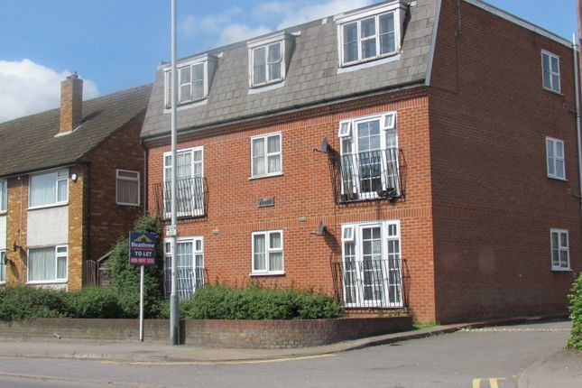 Thumbnail Flat to rent in Forge Close, Harlington
