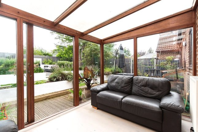 Conservatory of Plumpton Gardens, Doncaster, South Yorkshire DN4
