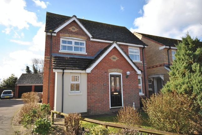 Thumbnail Detached house for sale in The Drove, Taverham, Norwich