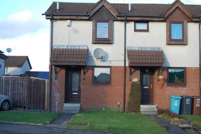 Thumbnail End terrace house to rent in Frood Street, Motherwell