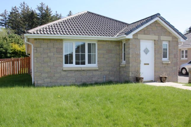 Thumbnail 3 bed detached bungalow to rent in Rowan Grove, Smithton, Inverness