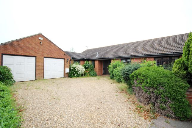 Thumbnail Detached bungalow for sale in Harvest End, Stanway, Colchester