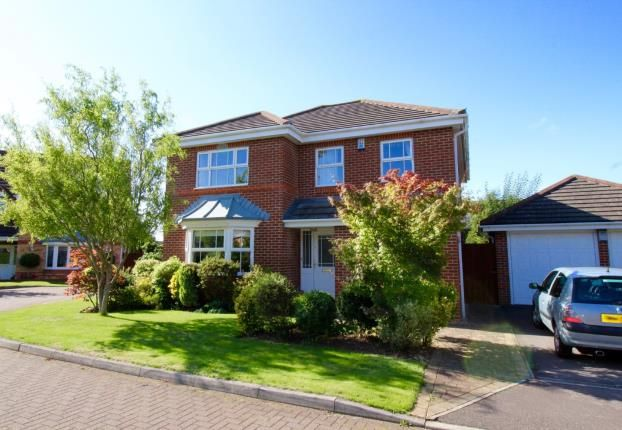 Thumbnail Detached house for sale in Harrison Close, Emersons Green, Bristol