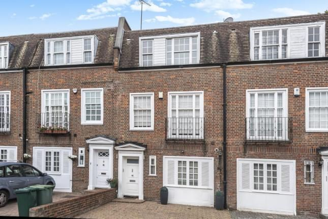 Town house to rent in Marston Close, Swiss Cottage