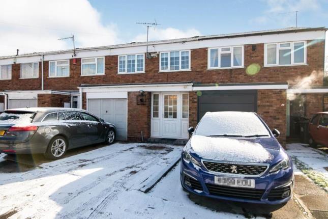 Thumbnail Terraced house for sale in Dornie Drive, Birmingham, West Midlands