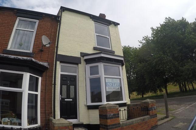 Thumbnail End terrace house to rent in York Street, Mexborough