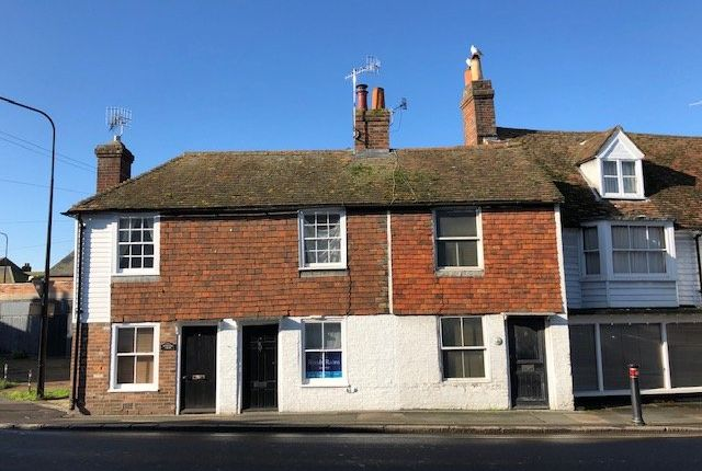 Thumbnail Terraced house for sale in Ferry Road, Rye, East Sussex