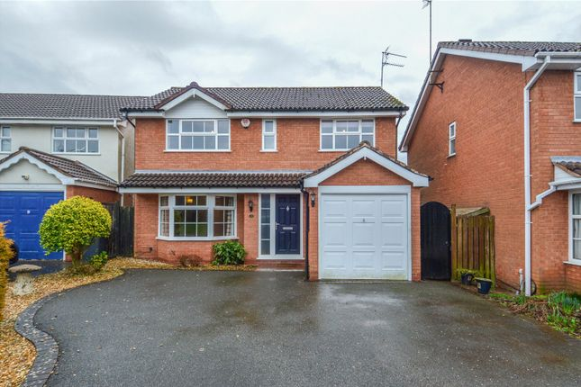 4 bed detached house to rent in Birkdale Avenue, Blackwell, Bromsgrove B60