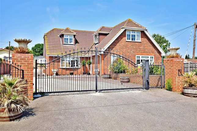 Thumbnail Bungalow for sale in Warden Road, Eastchurch, Sheerness, Kent