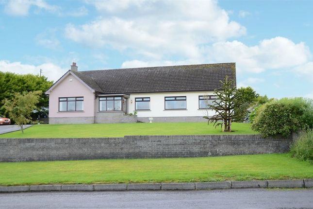 Thumbnail Detached bungalow for sale in Deerpark Road, Glenarm, Ballymena, County Antrim