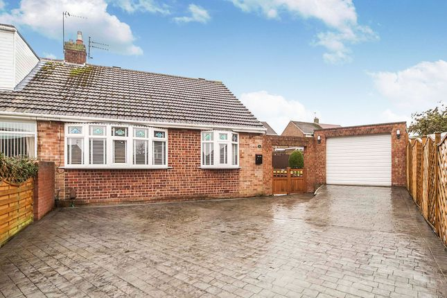 Thumbnail Bungalow for sale in Dudley Gardens, Sunderland, Tyne And Wear
